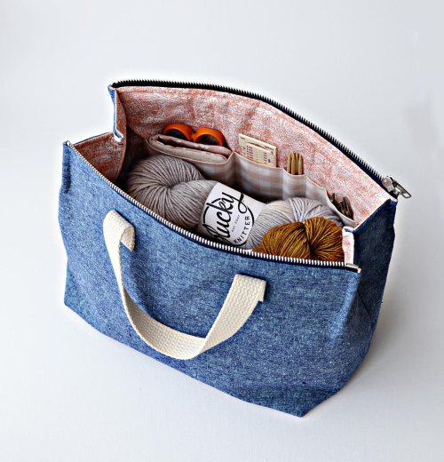 supply kit tote